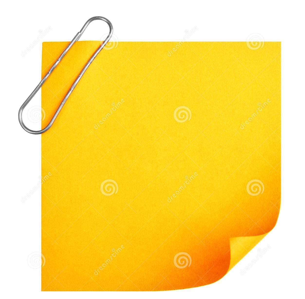 http://www.dreamstime.com/stock-images-blank-paper-clip-image10013634